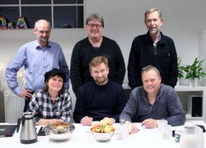 2017-01-17 Ole og Tina SF - Kim og Jeppe Radikale - Keld og Lars Konservative